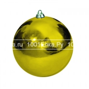 Елочный шар Ø 12 см (глянцевый)