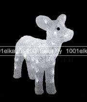 """Светодиодная фигура """"Олененок"""" 45 см - 48 LED"""