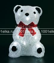 """Светодиодная фигура """"Медвежонок"""" - 16 LED"""