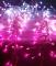 "Занавес ""Бегущий огонь"" 2x1,6м - 150 LED (бело-розовый)"