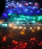 Нить светодиодная бегущий огонь EST - 200 LED (с контроллером)