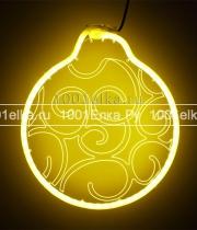 Светодиодный шар с акрилайтом - №2