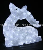 """Светодиодная фигура """"Олень"""" 49 см - 120 LED"""