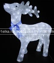 """Светодиодная фигура """"Олень"""" 75 см - 160 LED"""