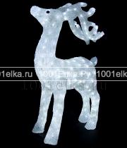 """Светодиодная фигура """"Олень"""" 75 см - 240 LED"""