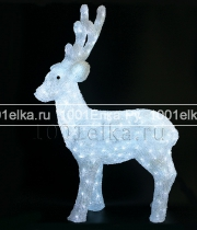 """Светодиодная фигура """"Олень"""" 104 см - 358 LED"""