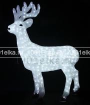 """Светодиодная фигура """"Олень"""" 108 см - 504 LED"""
