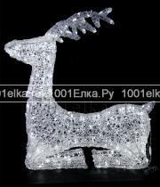 """Светодиодная фигура """"Олень"""" 103 см - 400 LED"""