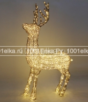 """Светодиодная фигура """"Олень"""" - 400 LED"""