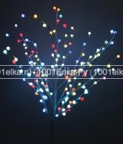 Светодиодное дерево RGB - 216 LED
