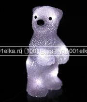 """Светодиодная фигура """"Медвежонок"""" - 10 LED"""