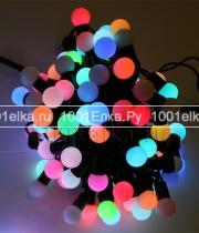 RGB MediumBalls (шарики Ø 18мм) - 100 LED