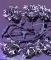 Светодиодный занавес 2x1м - 200 LED (pvc черный)