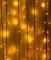 Светодиодный занавес 2x2м - 400 LED (pvc черный)