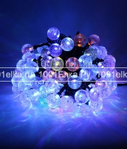 RGB Bubbles (шарики Ø 23мм) - 100 LED