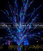 Комплект гирлянд RGB - 600 LED 3x20м