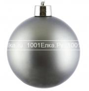 Елочный шар Ø 25 см (матовый)