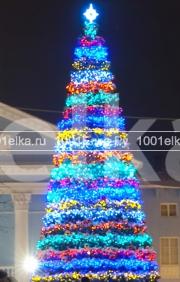 Светодинамическая Уральская, 18 метров